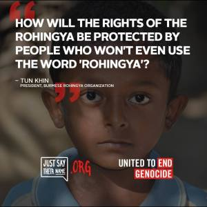How will rights of Rohingya be protected