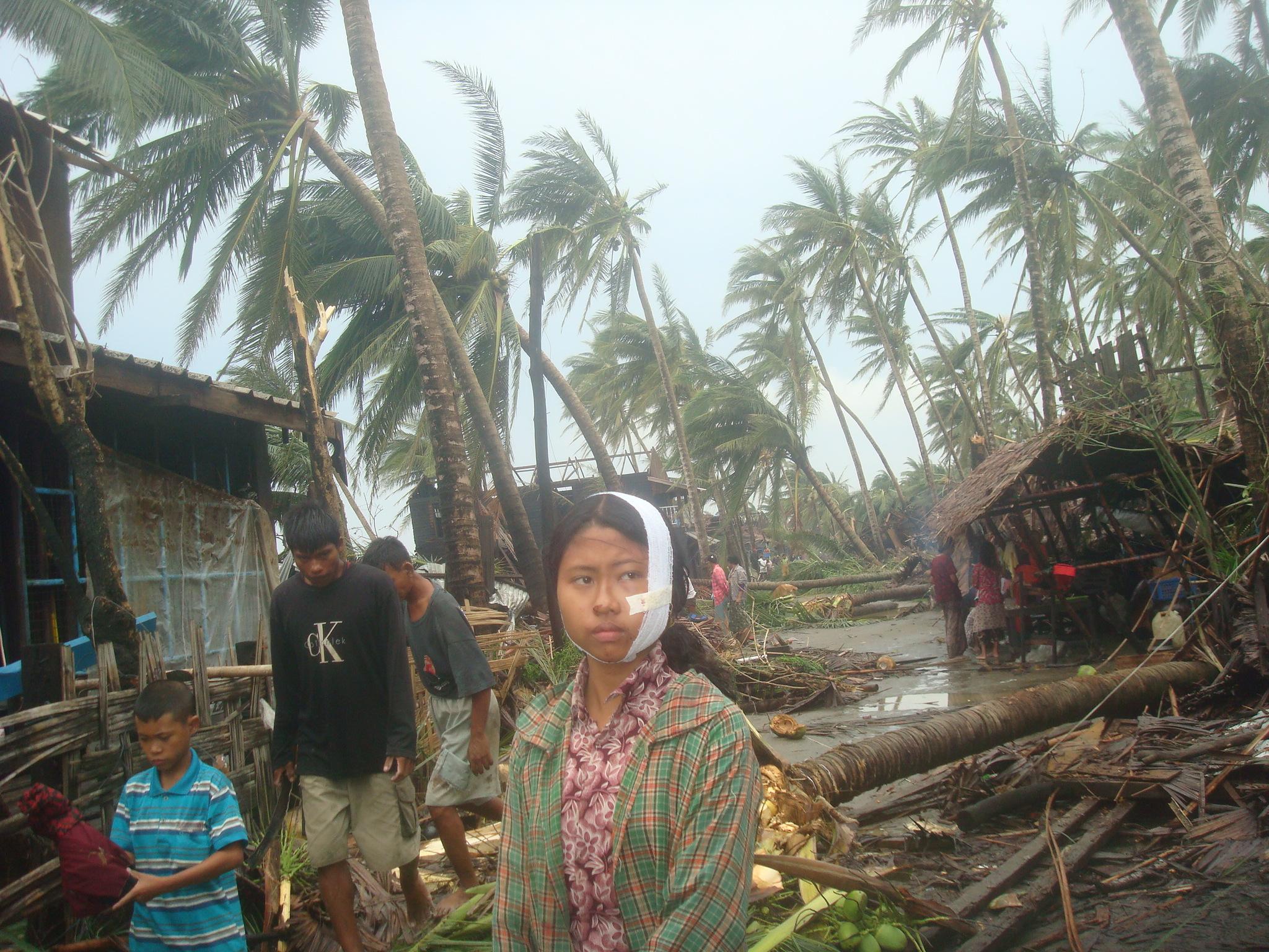 Cyclone nargis in burma aid analysis
