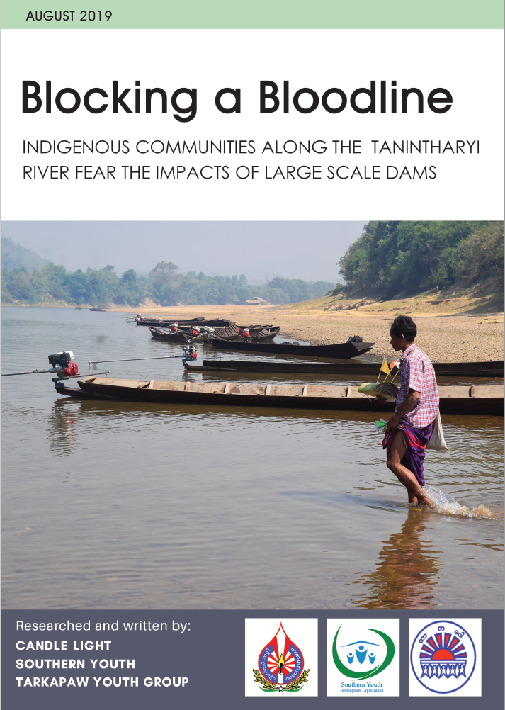 Blocking a bloodline: the impacts of large scale dams along the Tanintharyi River