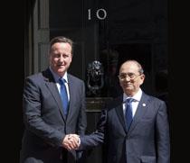 Cameron Thein Sein promo