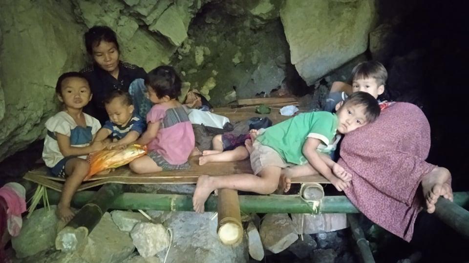 Aid to Burma – Action