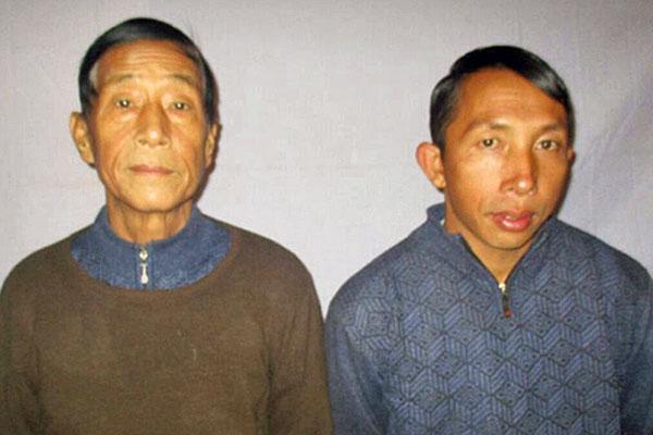 Free two Kachin pastors