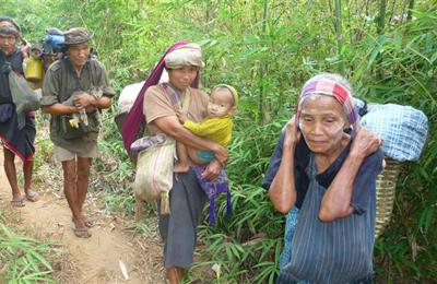Aid to Burma