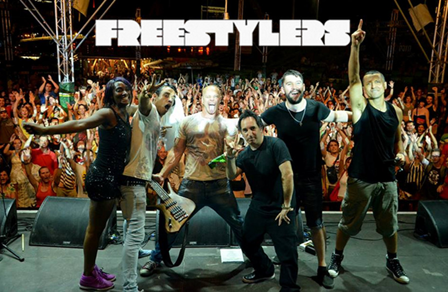 Freestylers Live Band