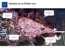 Crisis in Arakan State – Satellite Images