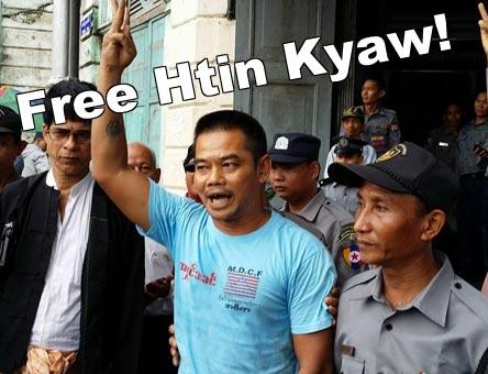 Free Htin Kyaw