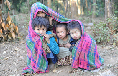 HUMANITARIAN DISASTER LOOMS AS BURMESE ARMY CONTINUES ITS OFFENSIVE AGAINST THE KAREN ETHNIC GROUP