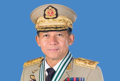 Coup in Burma