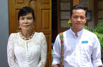 Free Kachin activists