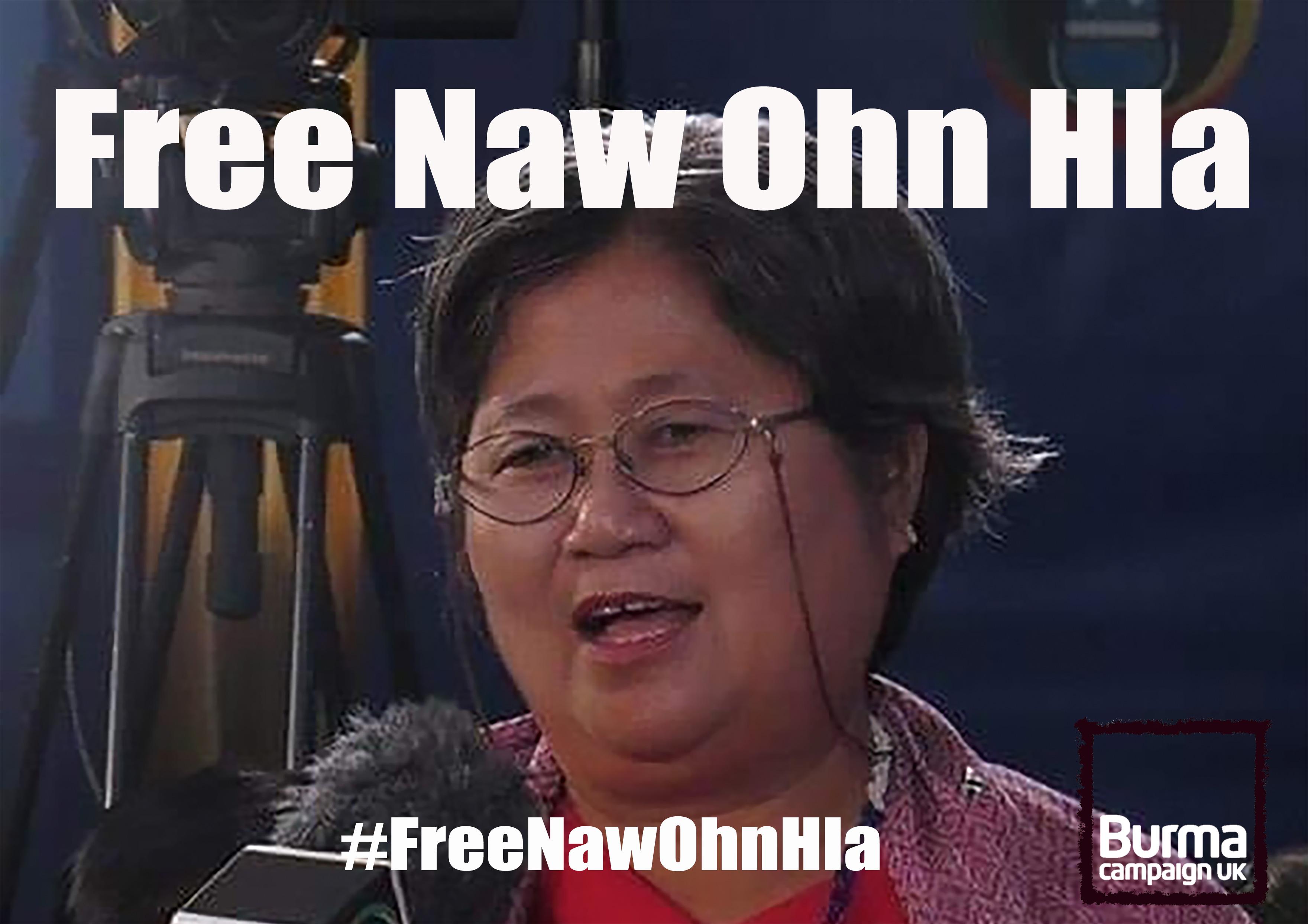 Free Naw Ohn Hla