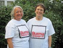 Walk for Burma