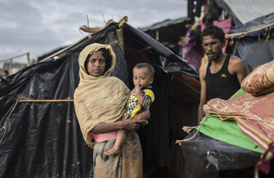 Rohingya genocide one year on. Tell Theresa May to act
