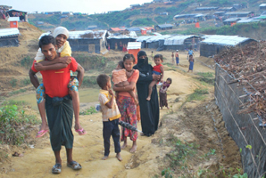 Stop the ethnic cleansing of the Rohingya The EU must act