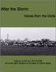 After the Storm: Voices from the Delta