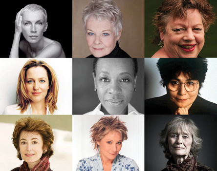 110 high profile women stand with the women of Burma to end rape and sexual violence