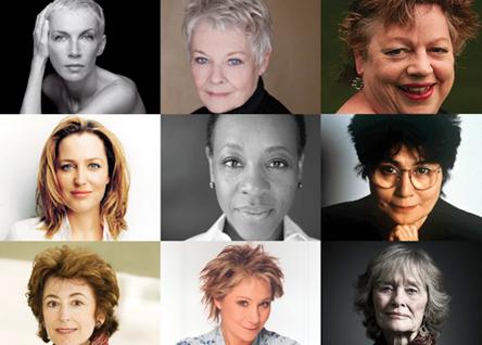 100 Women action