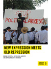 New Expression Meets Old Repression