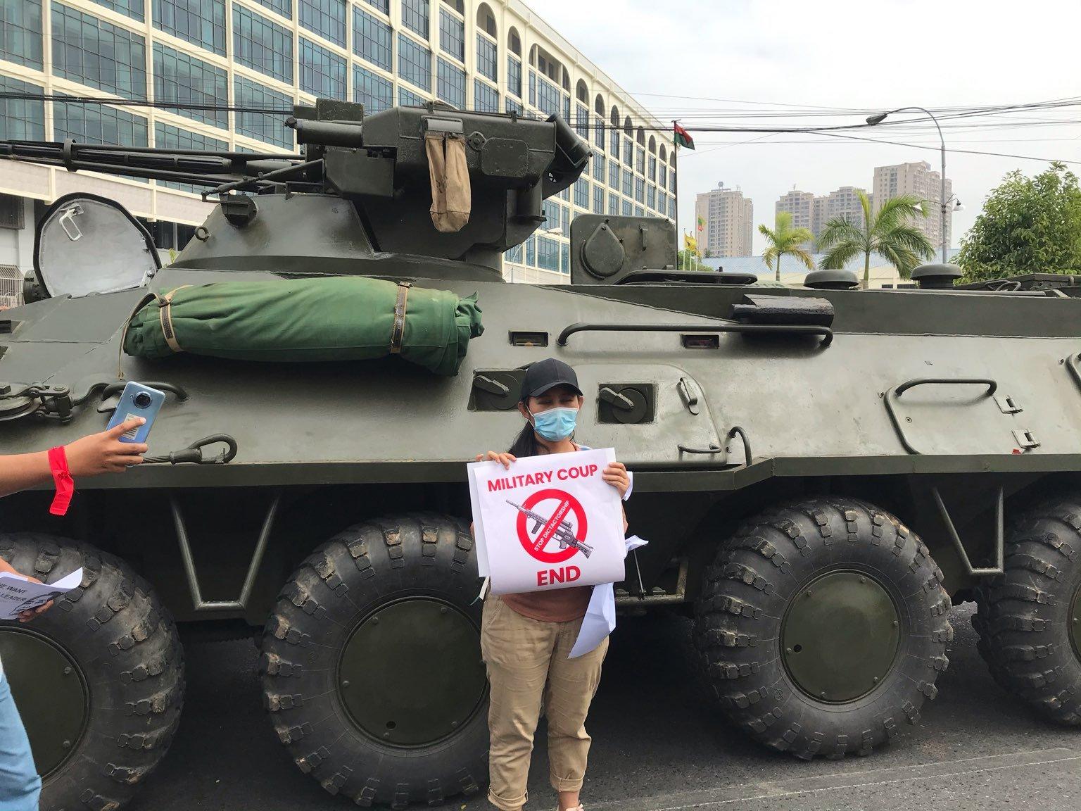 Global Arms Embargo